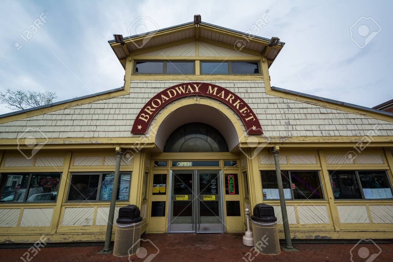 Bandon Historical Society Museum Bandon, The Exterior Of Broadway Market, In Fells Point, Baltimore ...