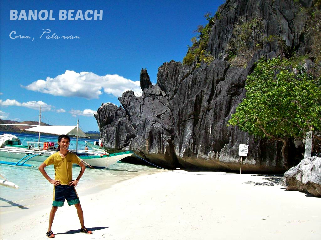 Banol Beach Coron Town, Banol Beach (Palawan, Philippines) | No Juan Is An Island