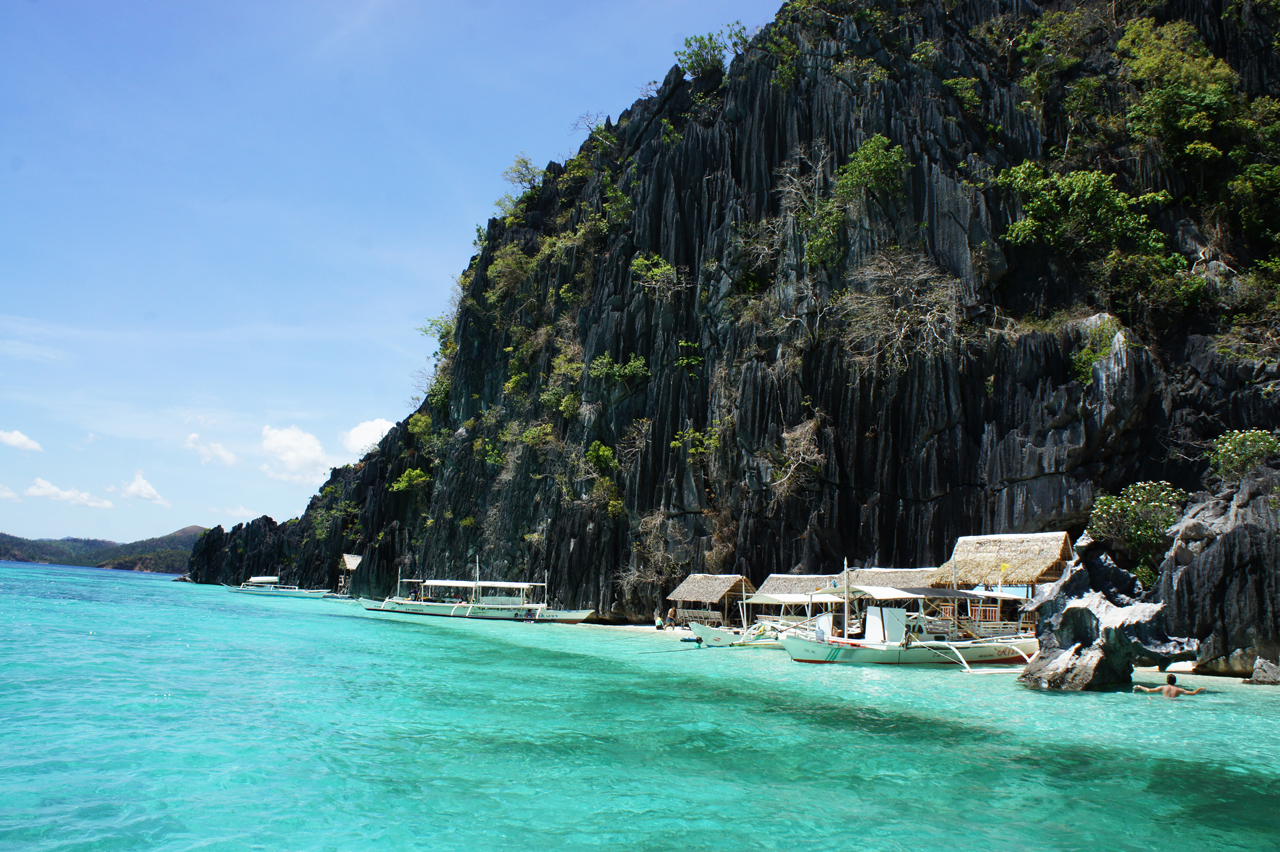 Banol Beach Coron Town, Exploring Coron with Kawil Tours | Our Photo Passport