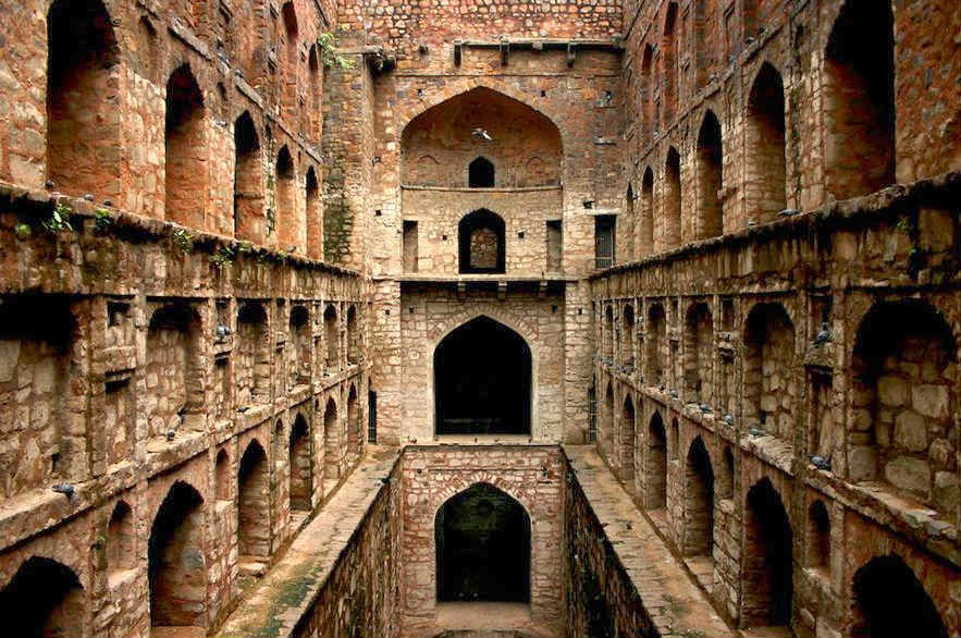 Baoli Delhi, Stepping into the Stepwells: Baolis of Delhi - D for Delhi