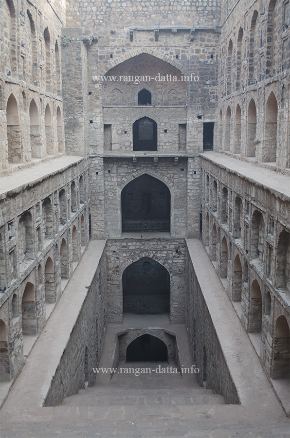 Baoli Delhi, Agrasen ki Baoli, the most ornate stepwell of Delhi | Rangan Datta