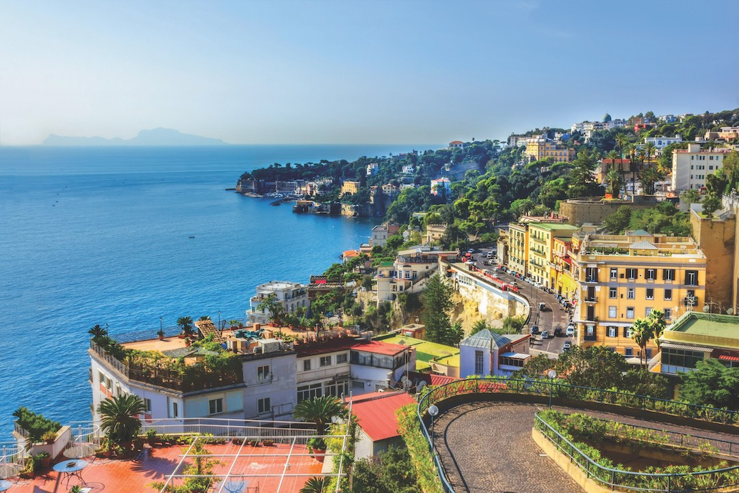 Bar Villa Comunale Sorrento and the Sorrentine Peninsula, A Salute to Sorrento – Cravemag Hong Kong & Macau