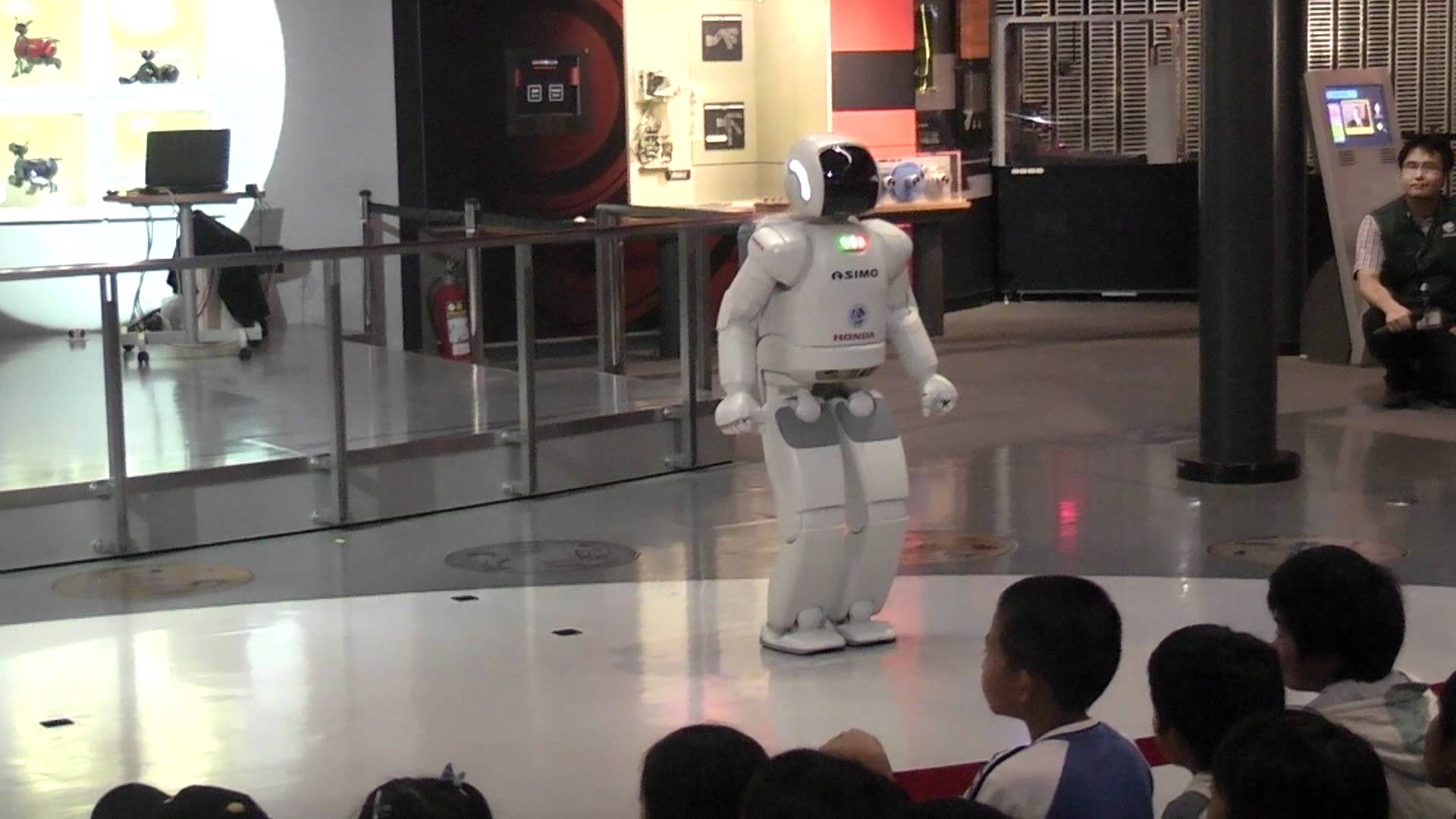 Baseball Hall of Fame & Museum Tokyo, ASIMO - The National Museum of Emerging Science and Innovation ...
