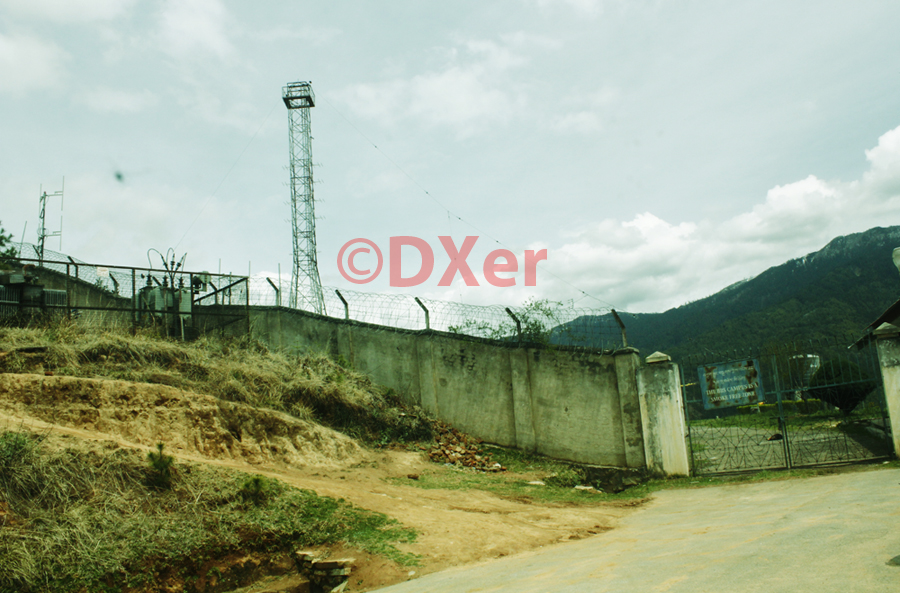 BBS Tower Thimphu, Bhutan Broadcasting Service(BBS) Tower Photos | DreamDTH ...