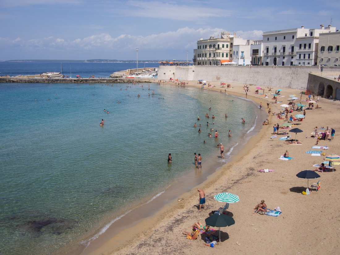 Beaches of Gallipoli Puglia, Basilicata, and Calabria, 8 Towns Not to Miss in Puglia, Italy