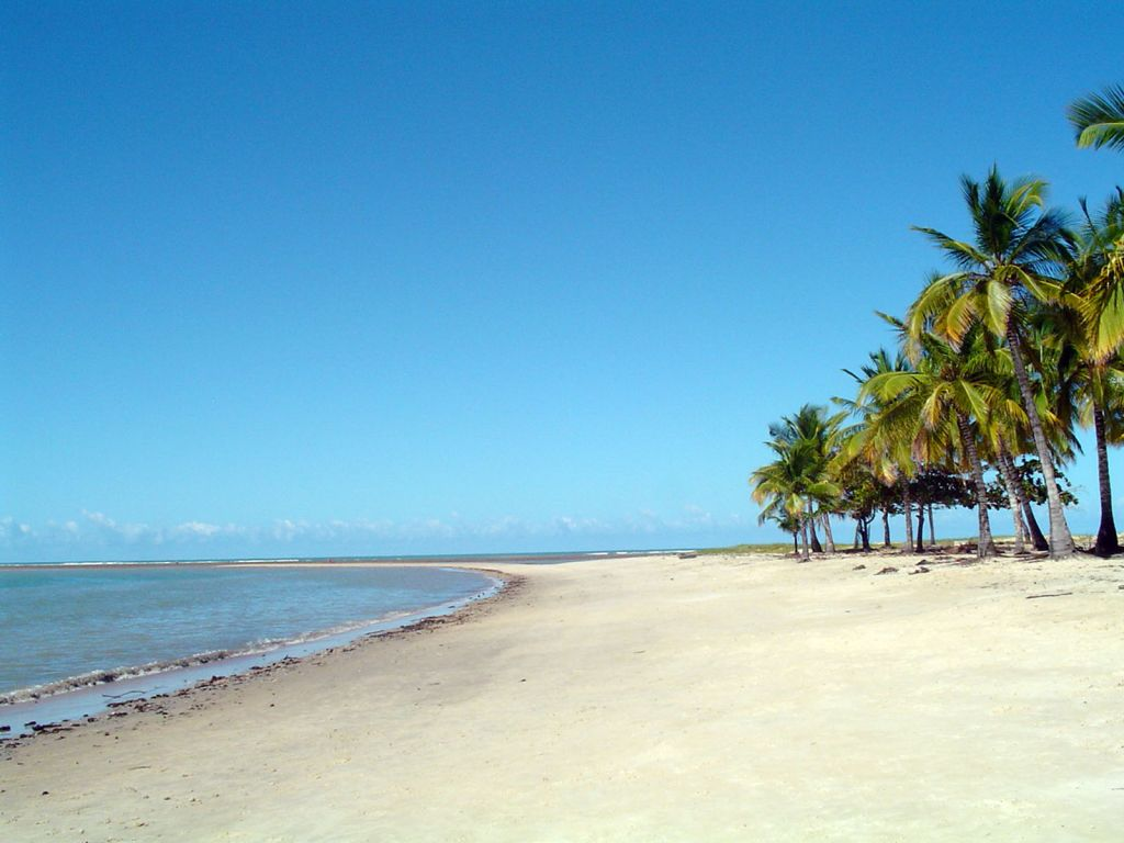 Beaches Porto Seguro, The beautiful beaches of Porto Seguro |
