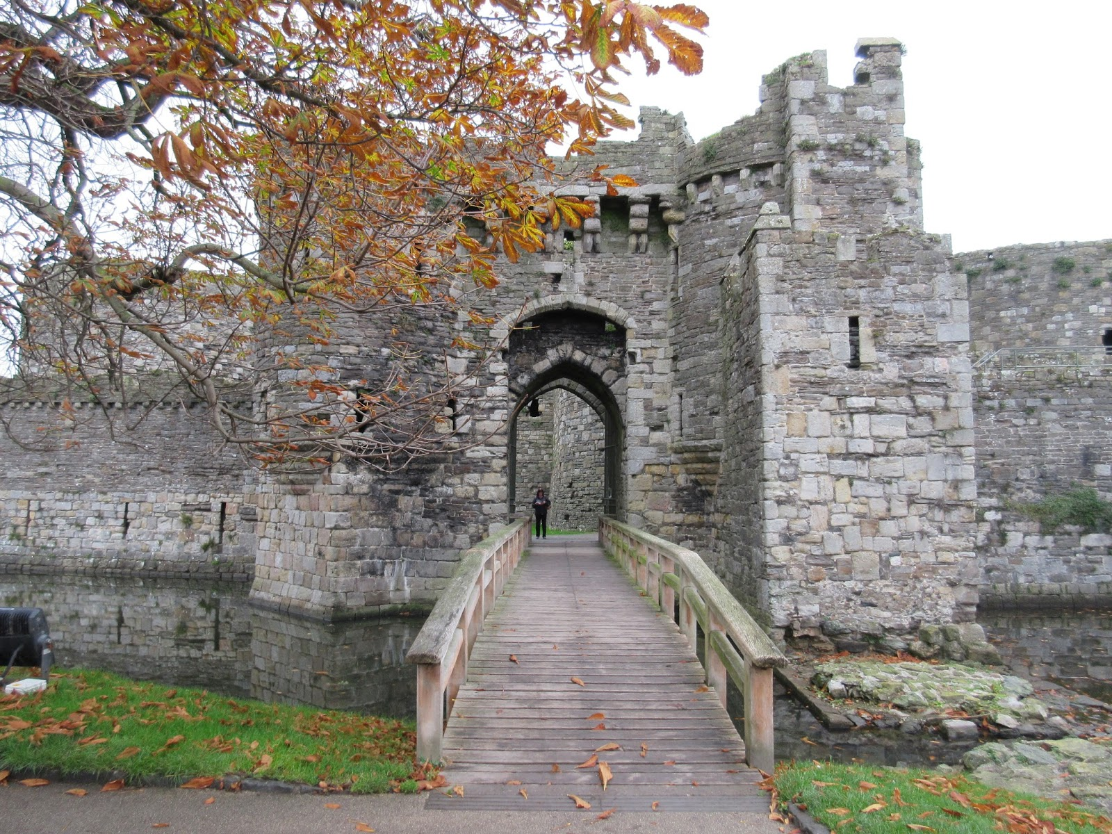 Beaumaris Gaol North Wales, The Claire Witch Files: 'Haunted' Beaumaris Castle, Anglesey