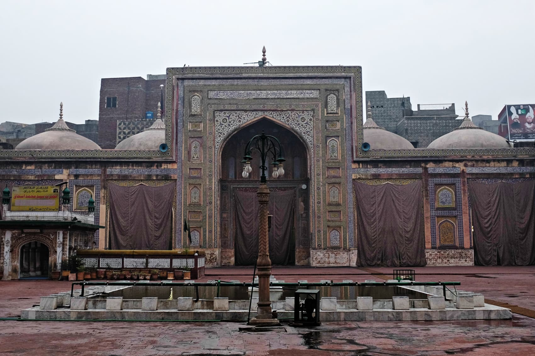 Begum Shah Mosque Lahore, A visual delight – Maryam Zamani and Wazir Khan Mosques - Pakistan ...