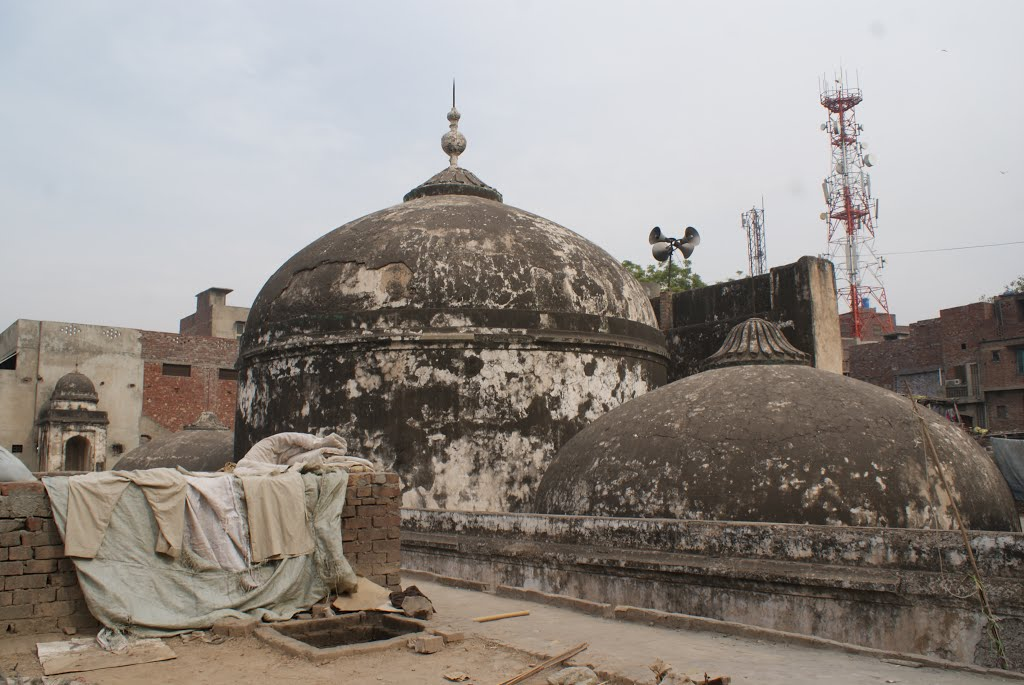 Begum Shah Mosque Lahore, Panoramio - Photo of Mosque of Mariyam Zamani Begum also known as ...