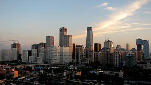 Beijing Central Business District, Beijing CBD - Discover Beijing Tours--See the world from the inside