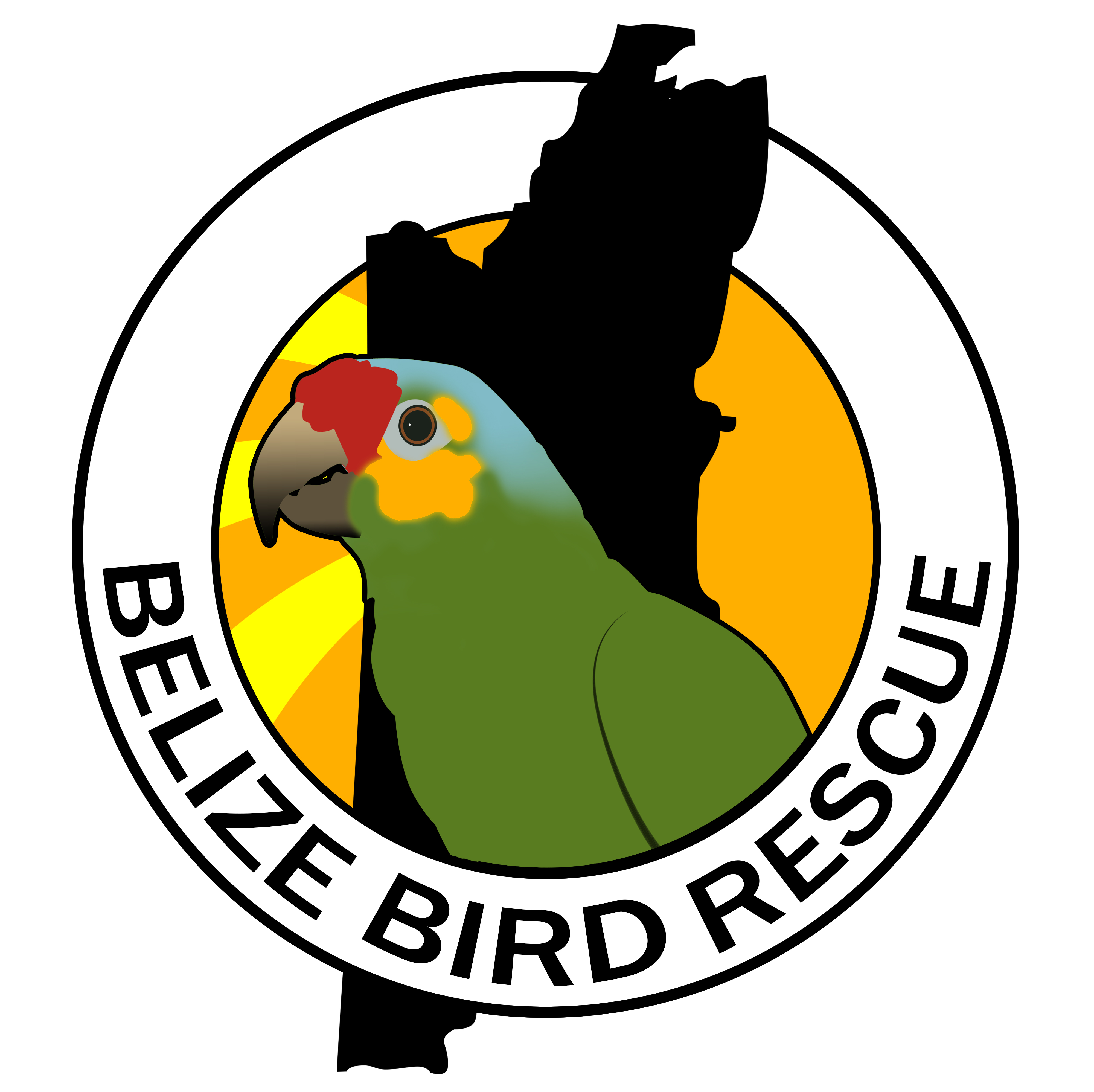 Belize Bird Rescue The Cayo District, Contact Belize Bird Rescue