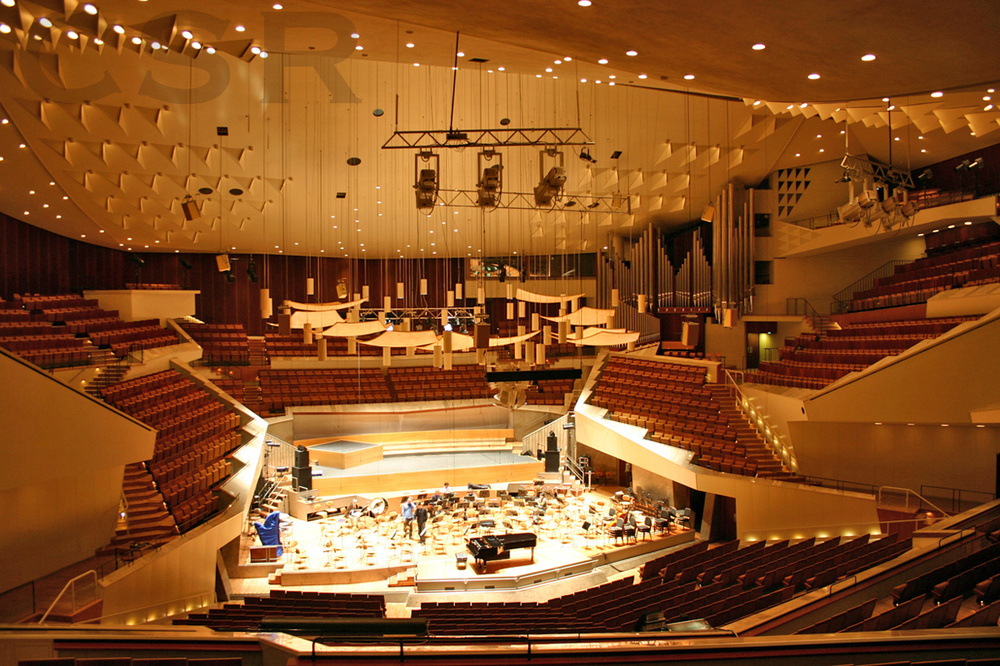 Berliner Philharmonie Berlin, Hot tickets - Berlin Unwrapped