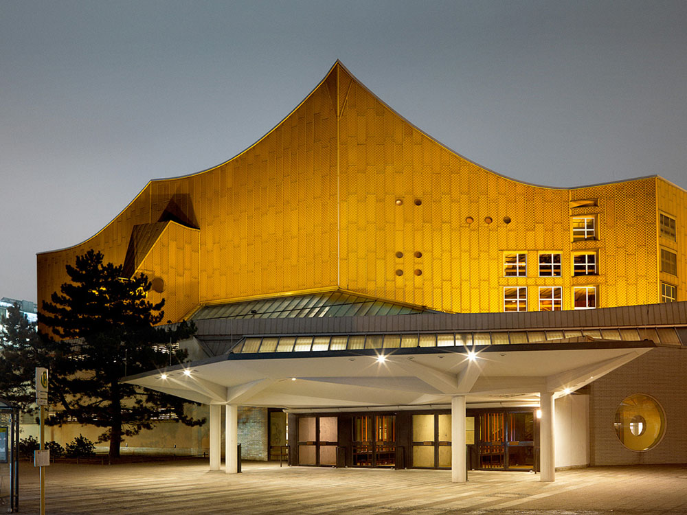 Berliner Philharmonie Berlin, Berlin Philharmonic