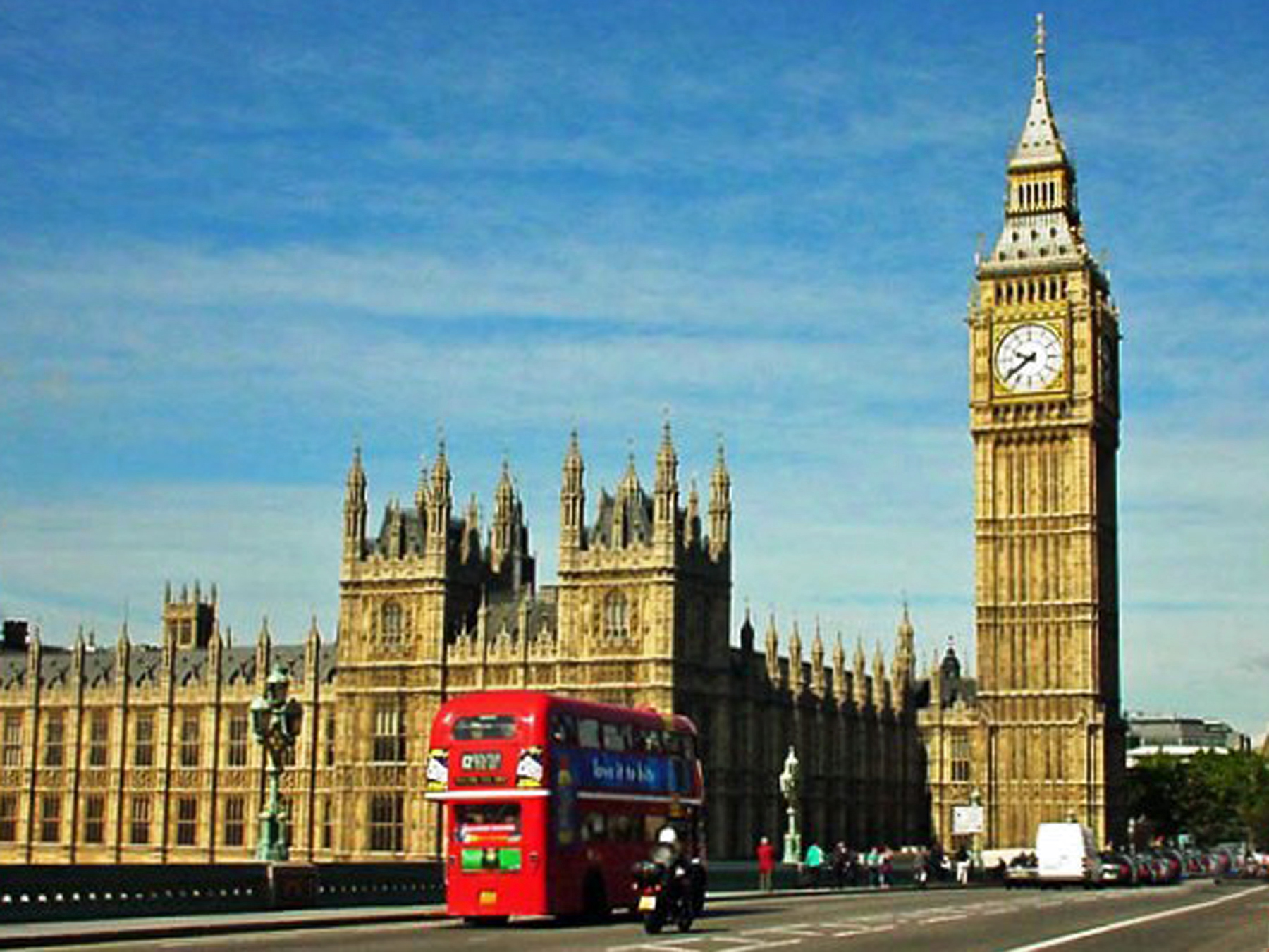 Big Ben London, Big Ben - Top Tourist Attraction in London