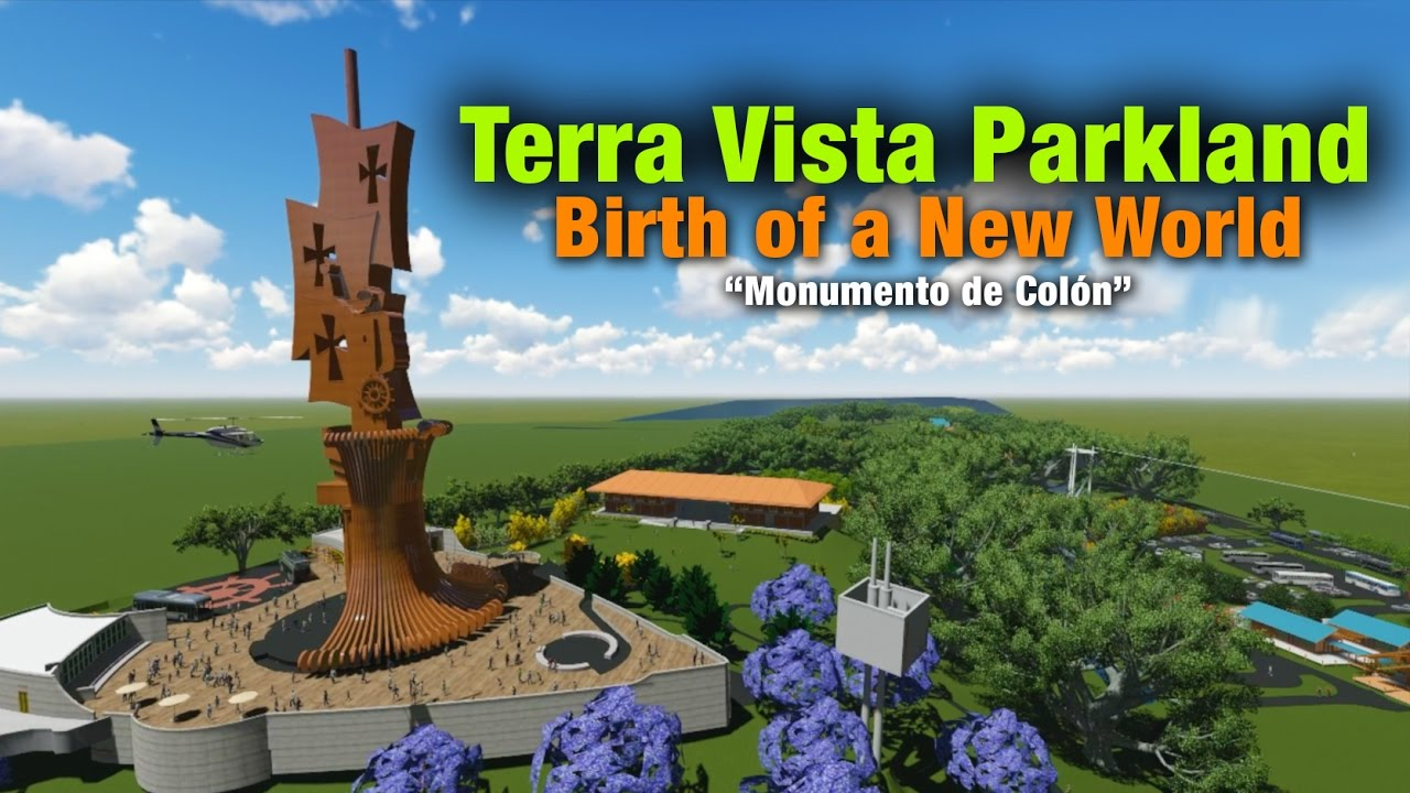 Birth of the New World Statue Arecibo, Terra Vista Parkland - Arecibo, Puerto Rico - YouTube