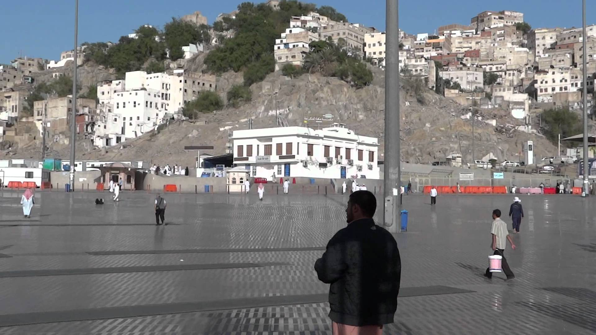 Birthplace of Mohammed Mecca, birth place home of prophet MUHAMMAD (p.b.u.h) (full HD) - YouTube