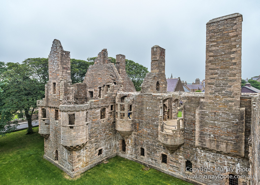Bishop's and Earl's Palaces Orkney and Shetland Islands, Earl's Palace, Kirkwall « Murray Foote