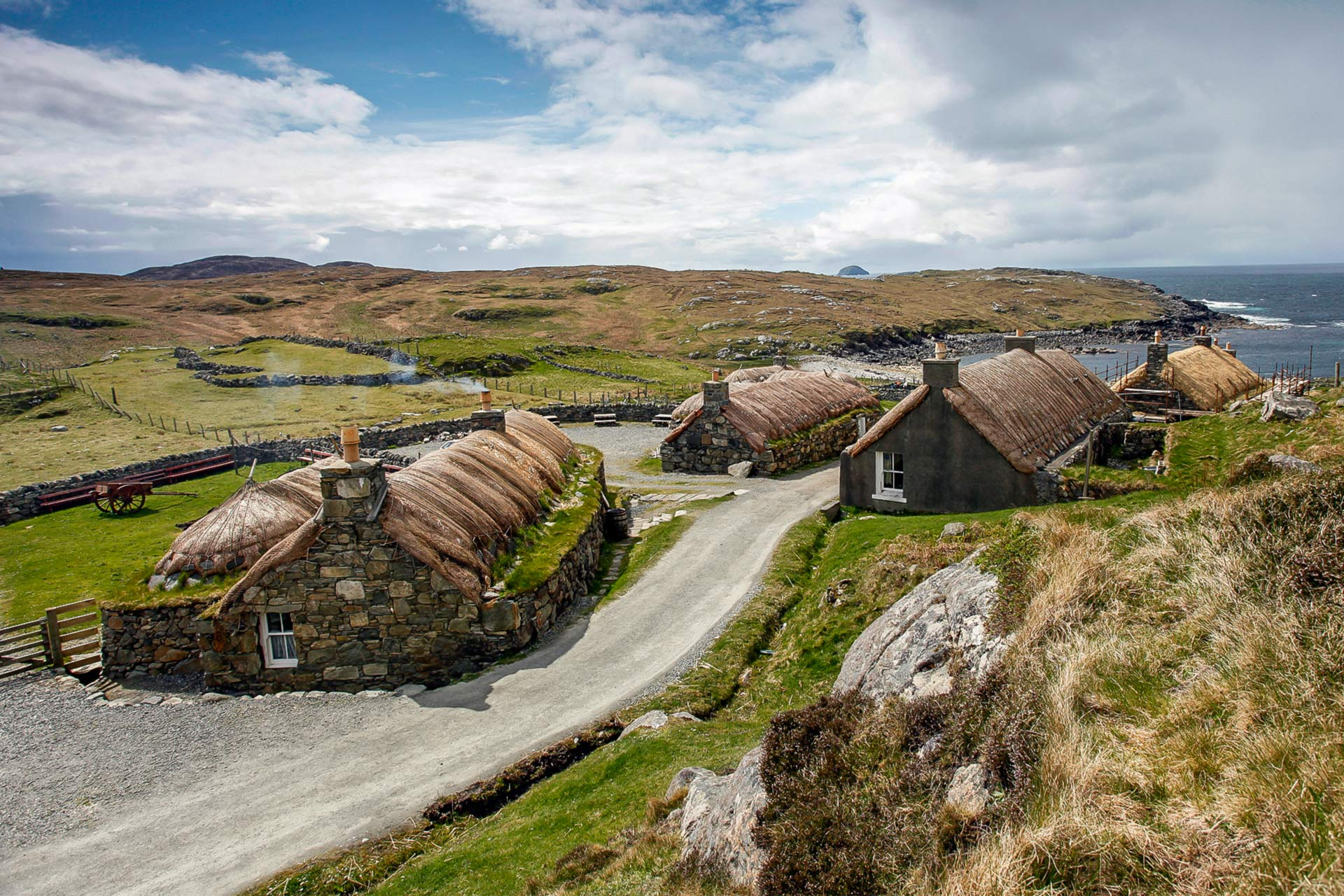 Black House The Northern Highlands and the Western Isles, 9 unusual hostels and bunkhouses in Scotland | VisitScotland