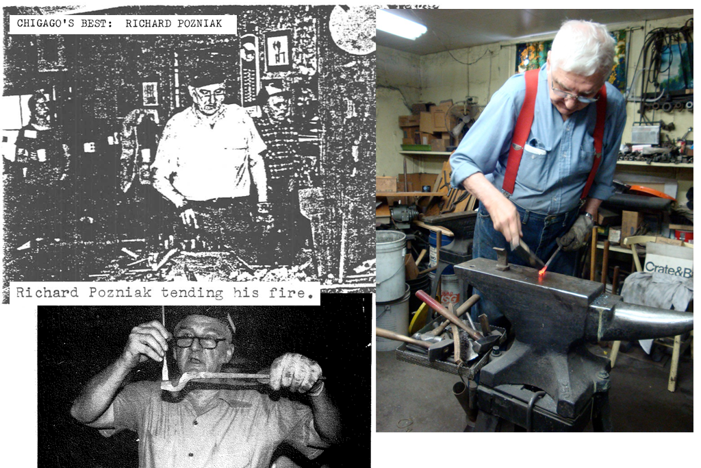 Blacksmith's Shop The Borders and the Southwest, Blacksmiths: The 'Plastic Surgeons' on Chicago's Payroll   WBEZ