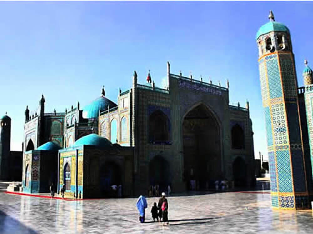 Blue Mosque Cairo, 13 Most Beautiful Mosques In The World That Are Beyond Perfection