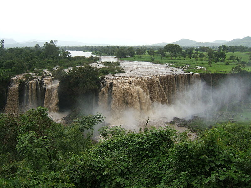 Blue Nile Gorge Northern Ethiopia, Who Owns the Nile? Egypt, Sudan, and Ethiopia's History-Changing ...