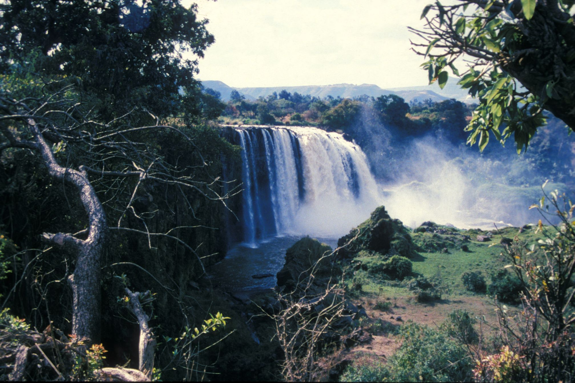 Blue Nile Gorge Northern Ethiopia, The Blue Nile River – Africa Facts and Information