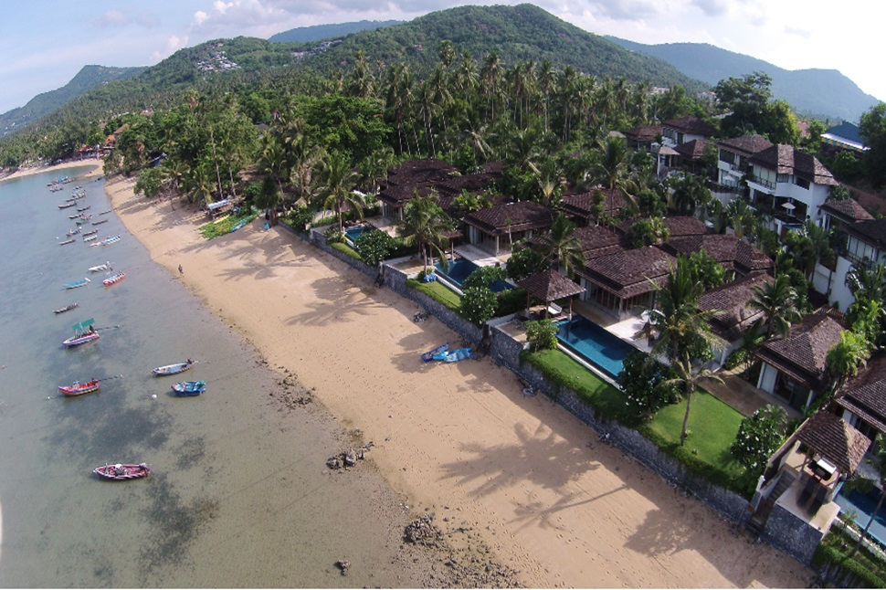 Bo Phut Beach Bo Phut & the Northeast, Villas in Bophut Koh Samui | SamuiIslandVillas.com