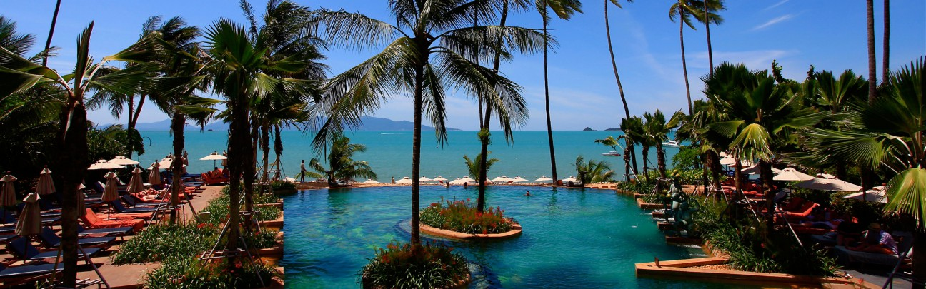 Bo Phut Beach Bo Phut & the Northeast, Anantara Bophut Resort & Spa hotel - Bophut, Koh Samui - Smith Hotels
