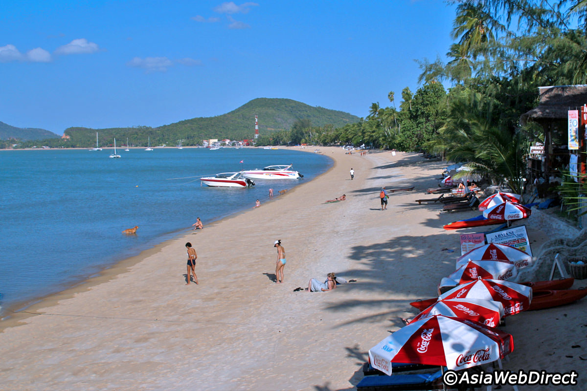 Bo Phut Beach Bo Phut & the Northeast, Bophut Beach Attractions and Activities - Koh Samui Attractions