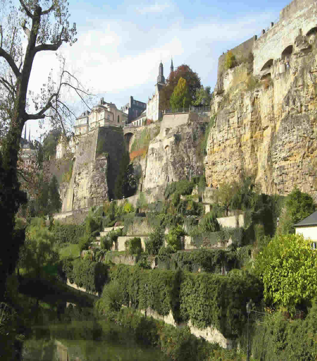Bock Casemates Luxembourg City, Luxembourg this-other-world