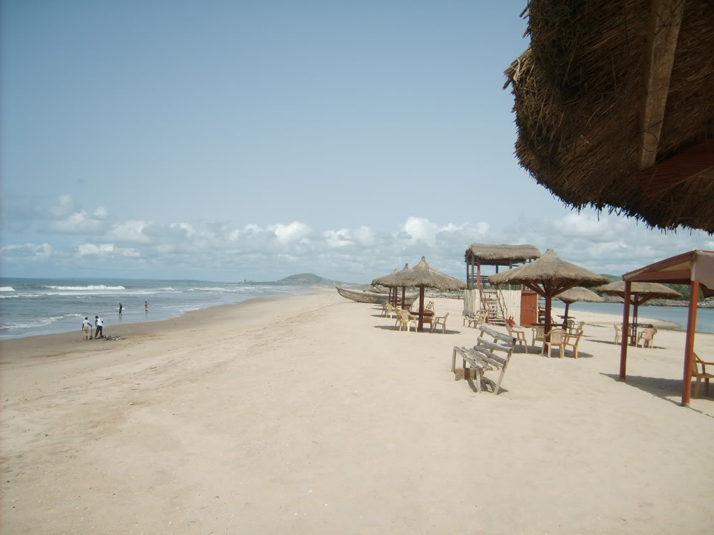Bojo Beach Accra, Accra: The Blend of African Beauty :