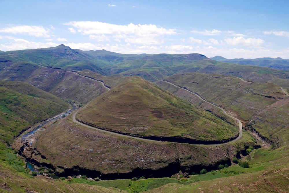 Bokong Nature Reserve Central Highlands, Liphofung Caves & Nature Reserve | Full Day Tours in Lesotho