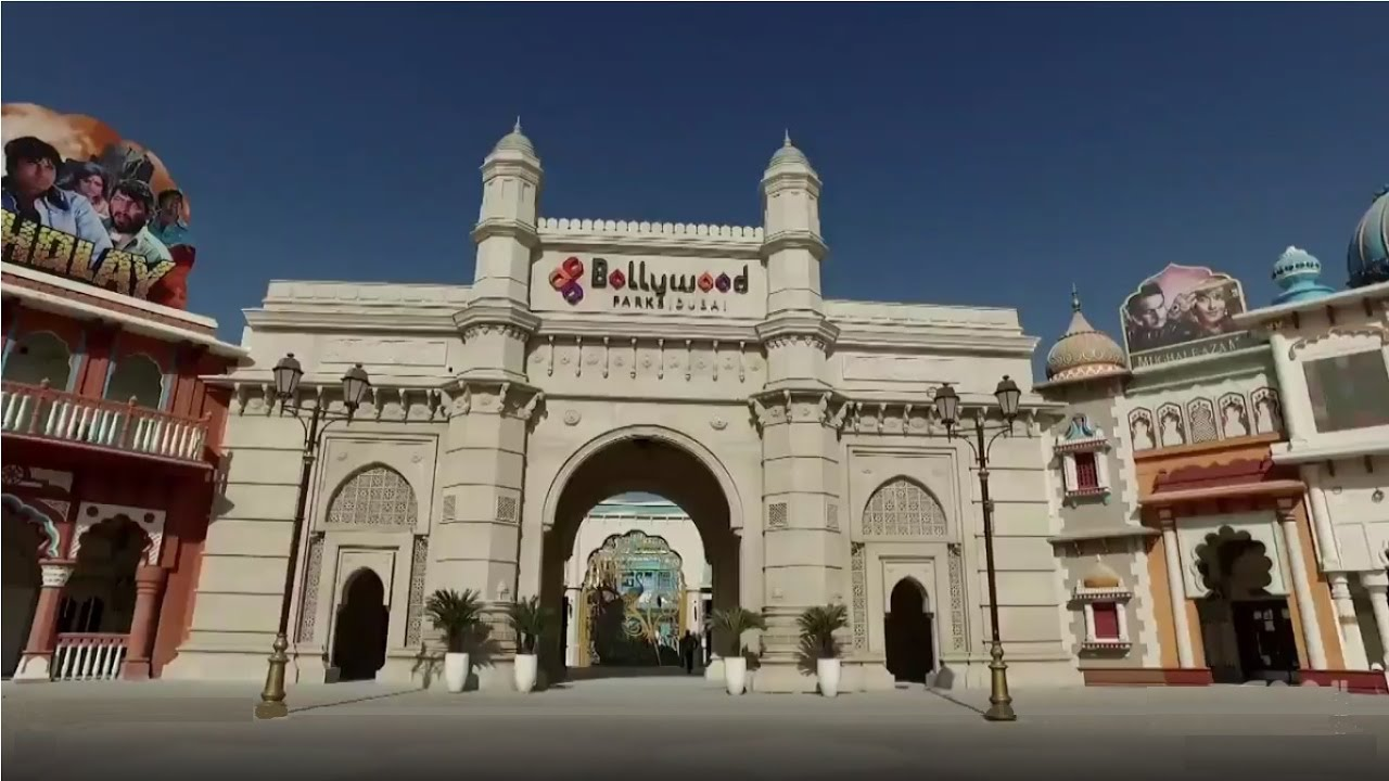 Bollywood Parks Dubai Dubai, Bollywood Parks Dubai -Inside the world's first Bollywood movies ...