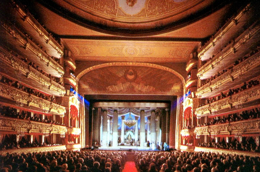 Bolshoi Theatre Moscow, Opera and Ballet in Moscow