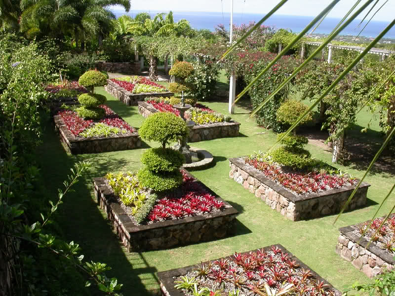 Botanical Gardens of Nevis South Nevis, Nevis: The Paradise of Breathtaking Beauty