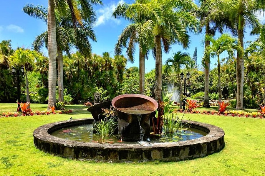 Botanical Gardens of Nevis South Nevis, In Search of Paradise on Nevis – Part 1 – Pratesi Living