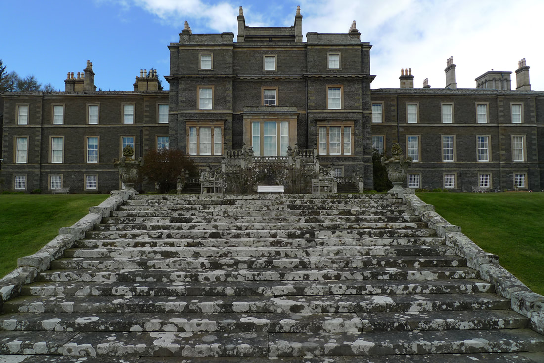 Bowhill The Borders and the Southwest, Cycling to Bowhill House in the Scottish Borders - The Cycling Scot