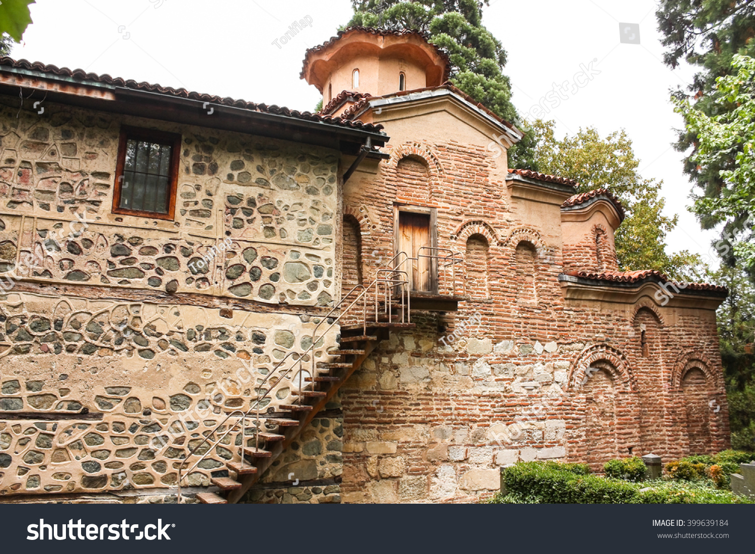 Boyana Church Sofia, Boyana Church Medieval Bulgarian Orthodox Church Stock Photo ...