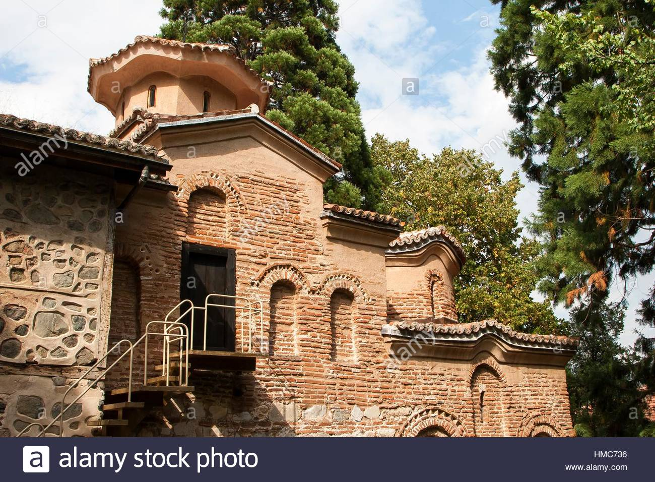 Boyana Church Sofia, Boyana Church, Sofia, Bulgaria Stock Photo, Royalty Free Image ...