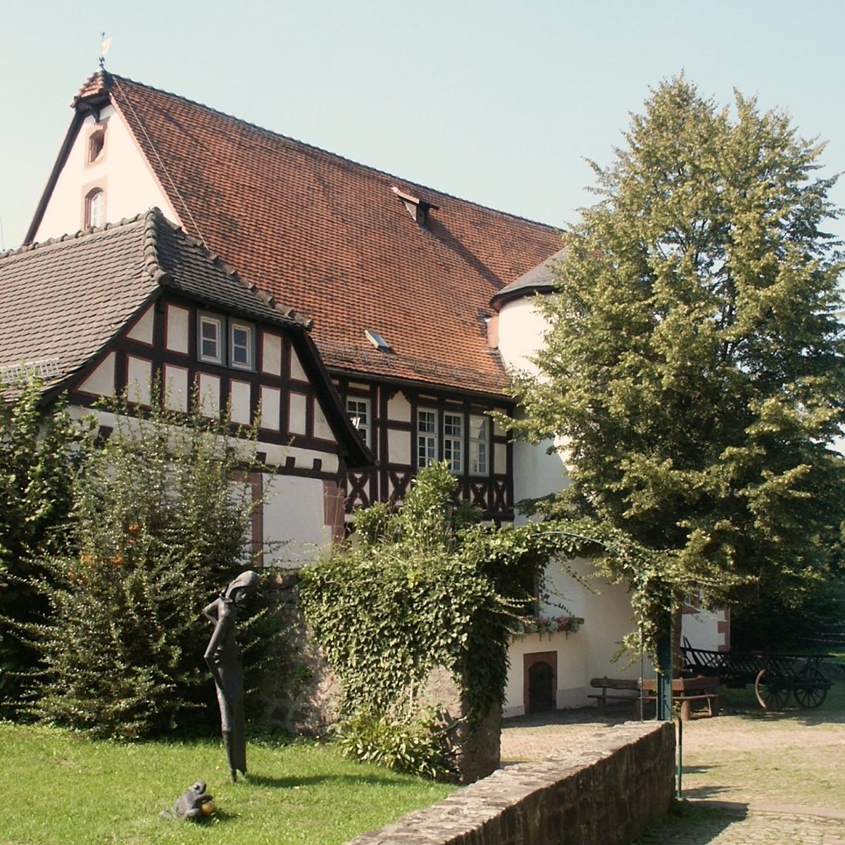 Brüder Grimm Haus and Museum Steinau The Fairy-Tale Road, A Fairytale Route – Itineraries Now