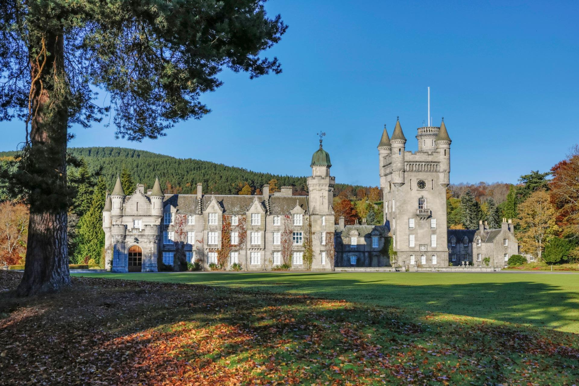 Braemar Castle Aberdeen and the Northeast, Victorian Heritage Trail - Itinerary   VisitScotland