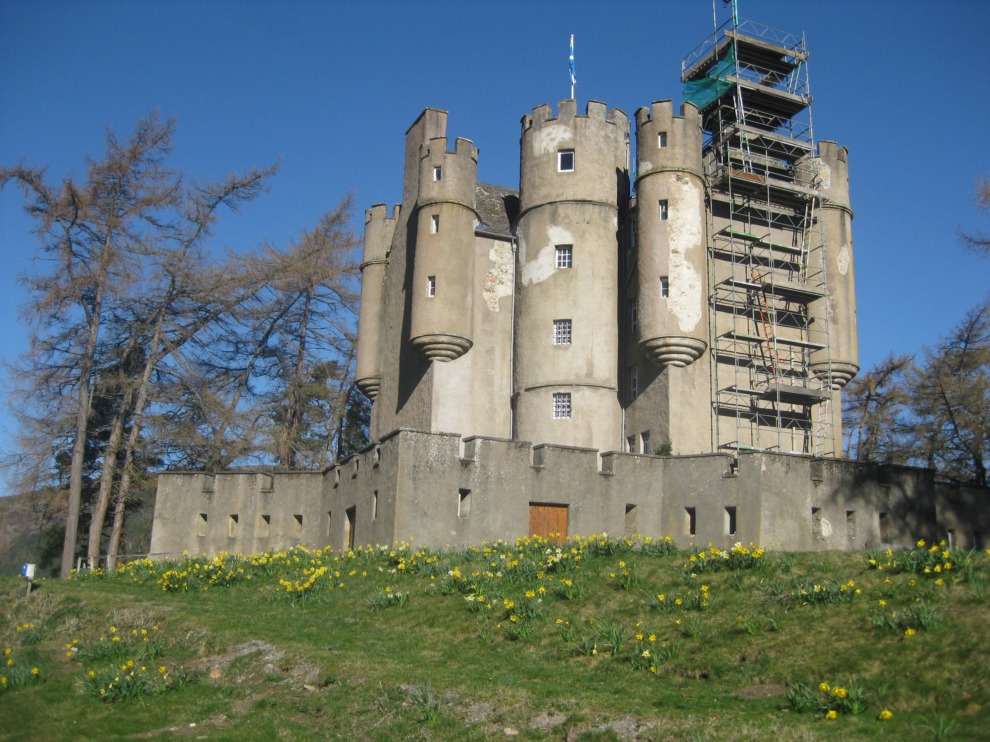 Braemar Castle Aberdeen and the Northeast, Historic castle invites visitors to celebrate Heritage Awareness ...