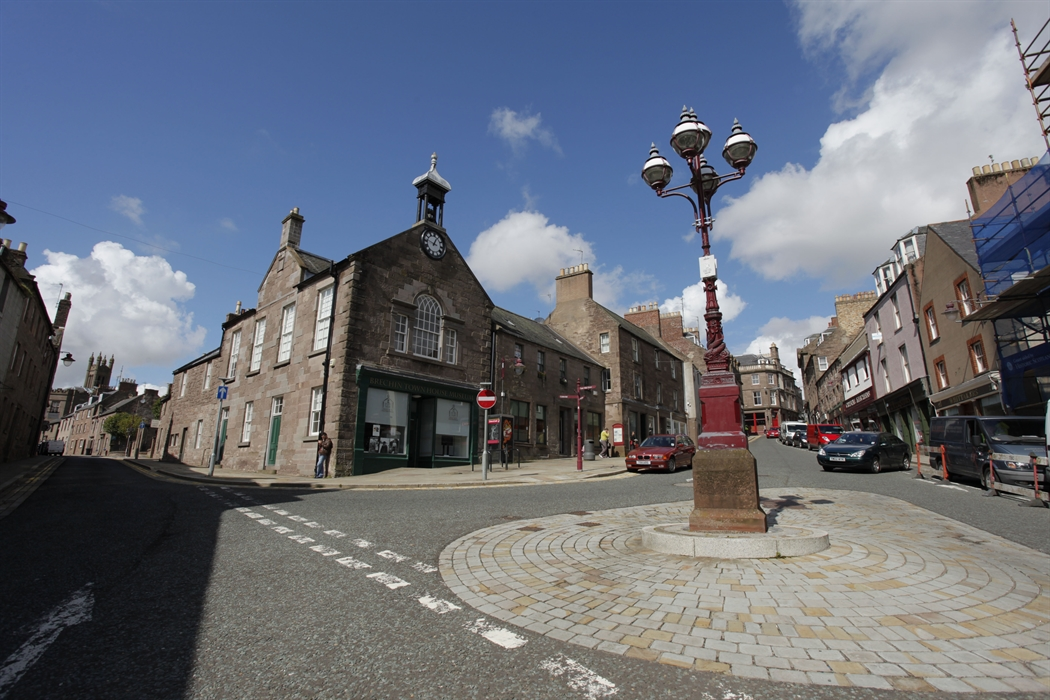 Brechin Town House Museum Fife and Angus, Brechin | VisitScotland