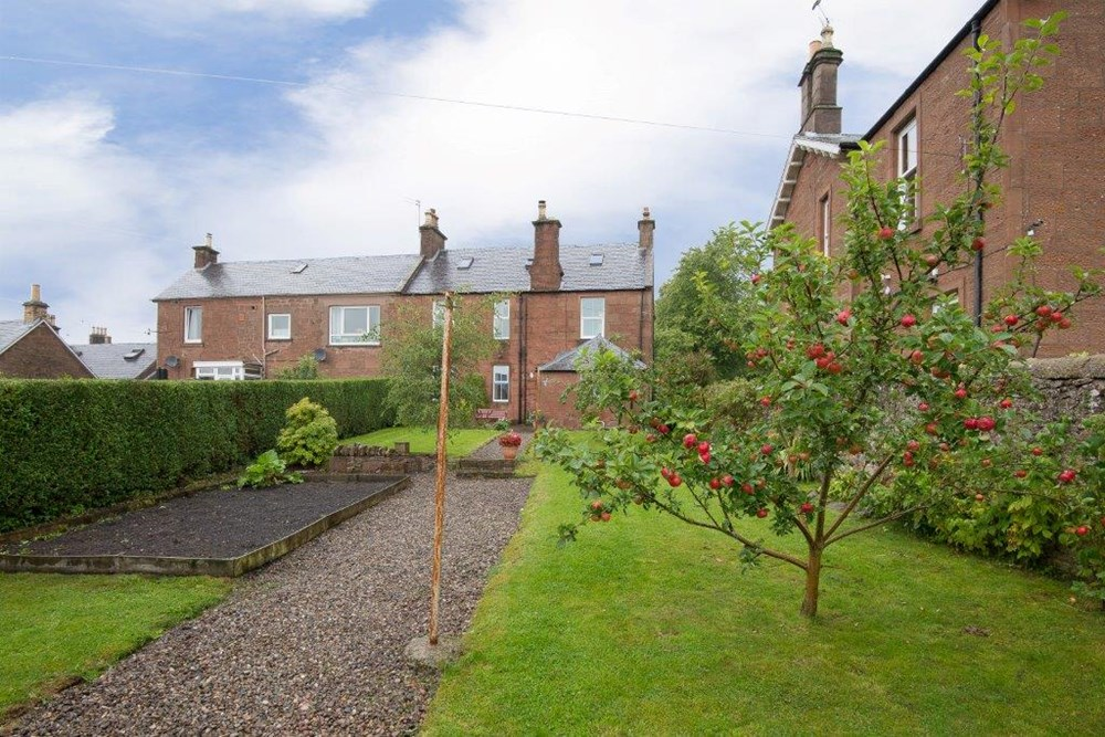 Brechin Town House Museum Fife and Angus, 4 Bed Semi-Detached Villa in Kirriemuir Offers Over £215,000 ...