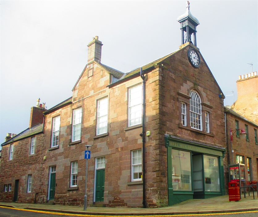 Brechin Town House Museum Fife and Angus, Brechin Town House Museum | VisitScotland
