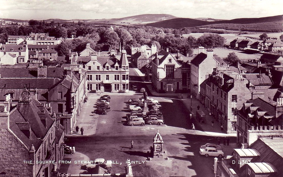 Brig o'Feuch Aberdeen and the Northeast, Old Photo of Huntly in Aberdeenshire | Old Aberdeen | Pinterest ...