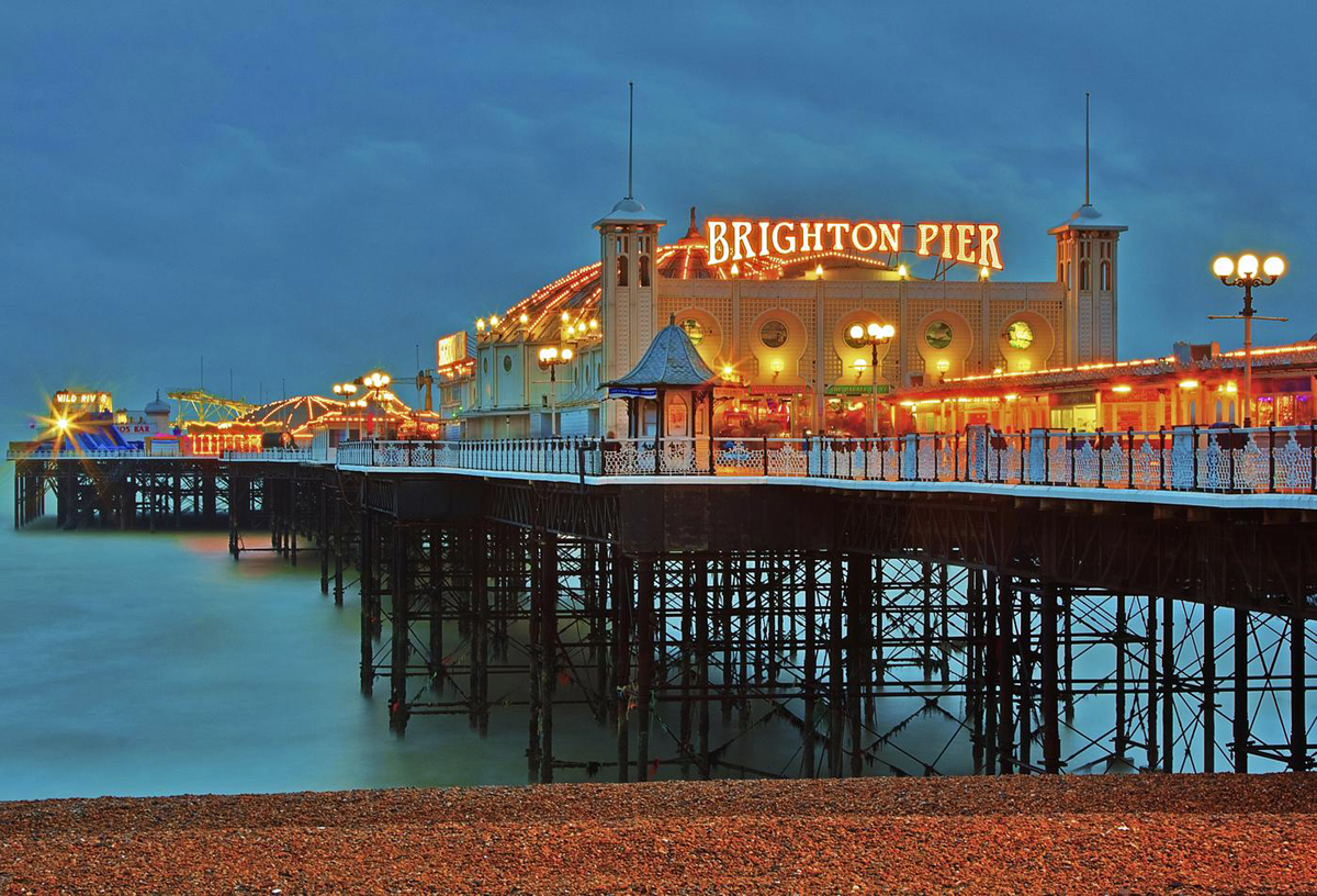 Brighton Pier The Southeast, Brighton • Marshall Language Services