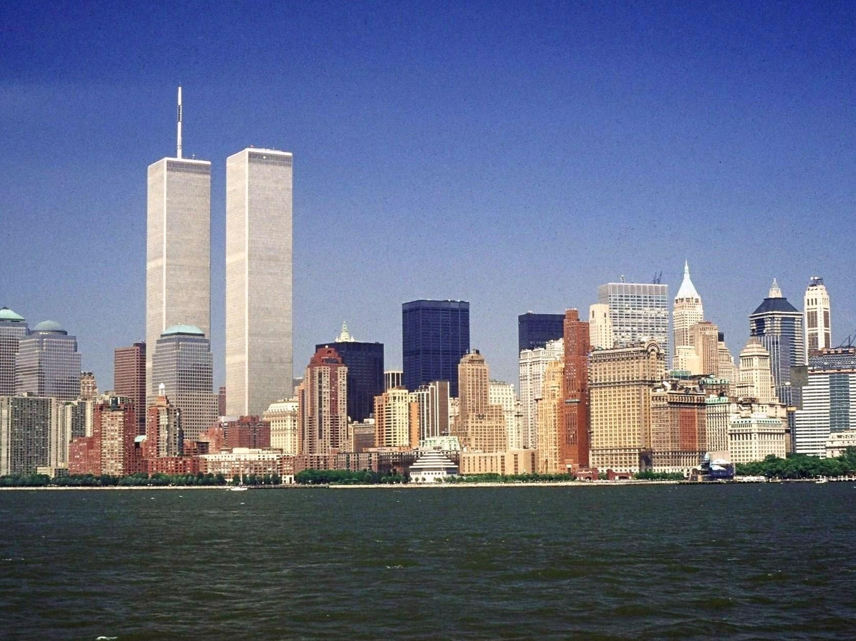 Brisas del Caribe New York City, World Trade Center pictures before during and after 9/11 ...