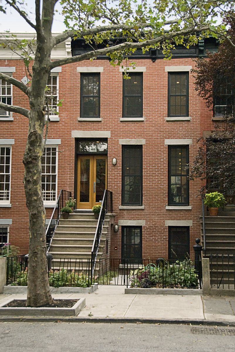 Brooklyn Academy of Music (BAM) New York City, brooklyn row house - Google Search | Little Women | Pinterest ...