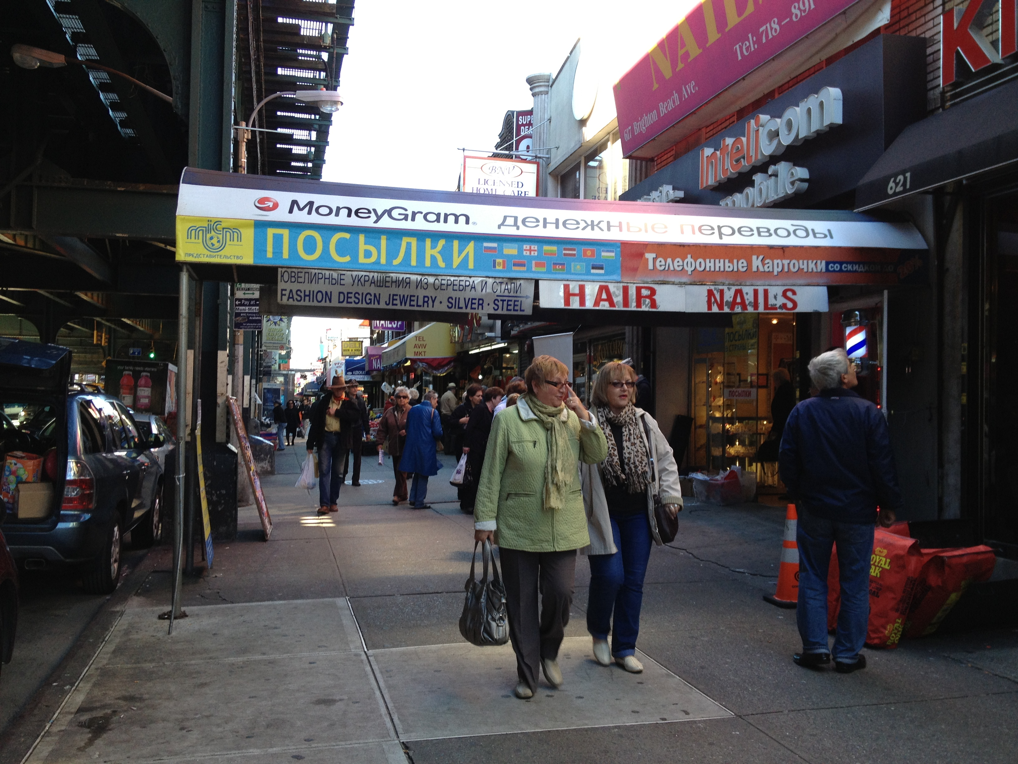 Brooklyn Academy of Music New York City, Election Language Barrier for Russian Speakers in New York City ...